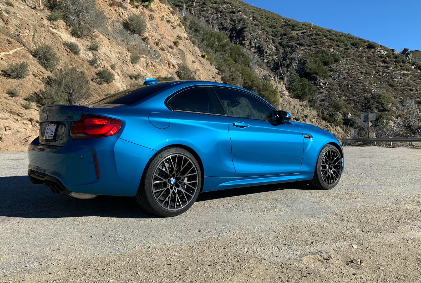 Road Test: 2020 BMW M2 Competition