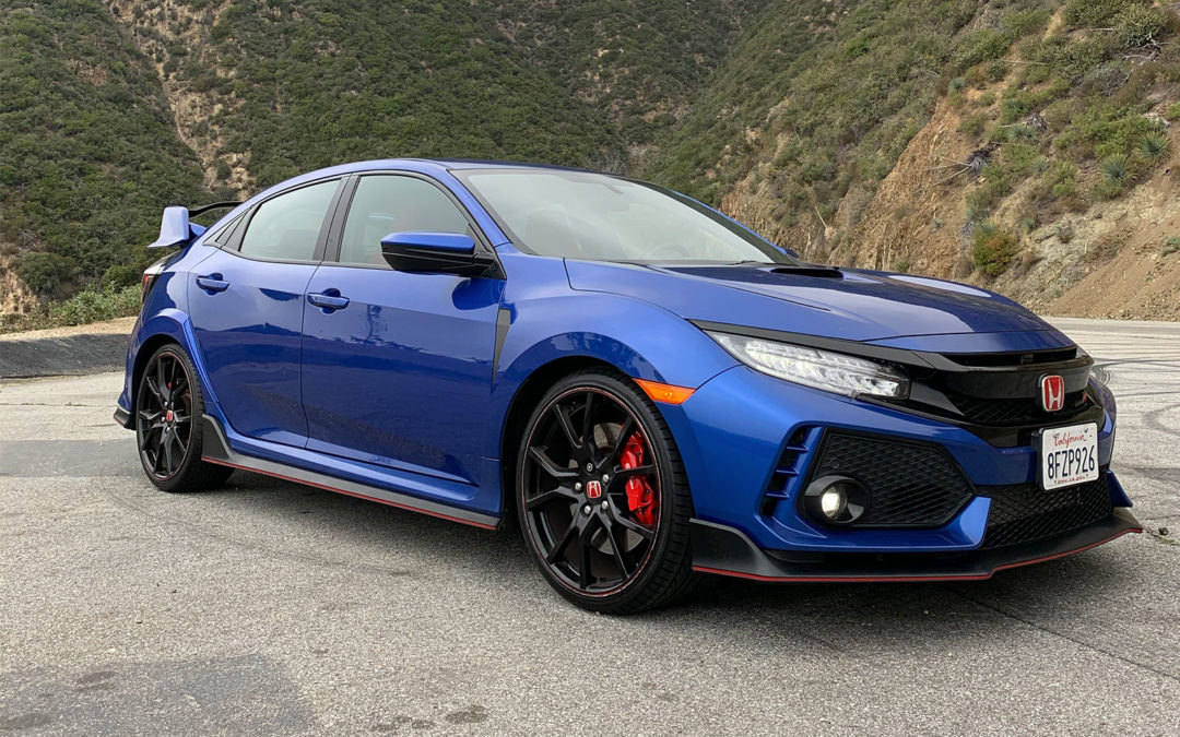 Road Test: 2018 Honda Civic Type-R