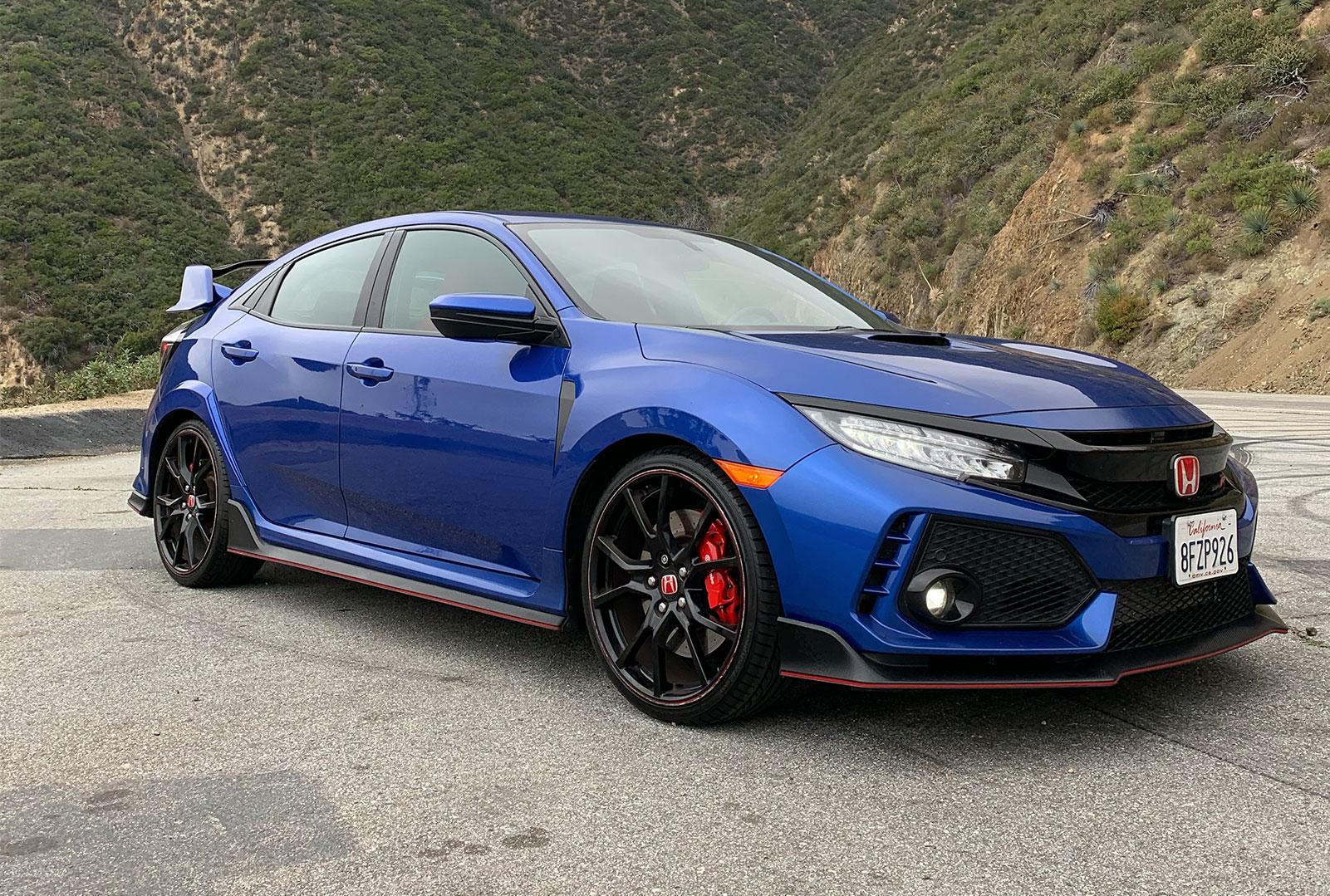 Road Test: 2018 Honda Civic Type-R - New Speed Cars